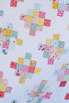 Quilt Story: pretty granny squares inspiration
