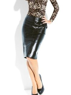 Coated Leather Pencil Skirt, http://www.very.co.uk/myleene-klass-coated-leather-pencil-skirt/1314653259.prd