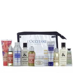LOccitane 12 Piece Your Provence Companions Mini Collection