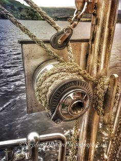 Rope and Winch