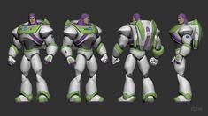 Buzz Lightyear Wings, Toy Story Buzz Lightyear, Toy Story Cake Toppers, Toy Story Cakes, Buzz Lightyear Halloween Costume, Buzz Costume, Toy Story Series, Superhero Images, Space Hero