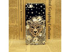 Crystal Leopard iPhone 4 Case