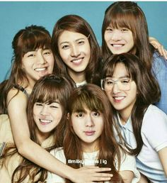 RR : Yeoja Chingu) is a six-member South Korean girl group formed by Source Music in group consists of Sowon, Yerin, Eunha , Yuju , SinB and Umji. They made their debut with the EPSeason of Glasson January GFriend won .