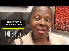 Thank you for joining me. In this video I share with you an exhibition that I went to recently in London at the Signature African Art Gallery. There were som. African Artists, List Of Artists, Creative Video, Exhibitions, Art Art, Art Gallery, Youtube, Instagram, Art Museum