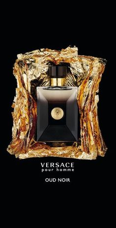 Versace In! Oud fragrance is totally new and smells earthy and natural. Its different and make you smile! Perfume And Cologne, Perfume Bottles, Perfumes Versace, Versace Fragrance, Armani Perfume, Versace Versace, Ode An Die Freude, Parfum Giorgio Armani, Parfum Chloe