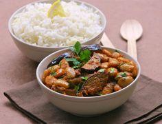 Haricots Tarbais à l'Indienne Voir la recette des haricots Tarbais à l'Indienne