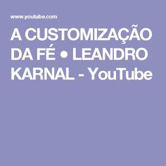 A CUSTOMIZAÇÃO DA FÉ ● LEANDRO KARNAL - YouTube