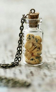 Cookie jar necklace
