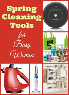 5 Must-Have Spring Cleaning Tools for Busy Women