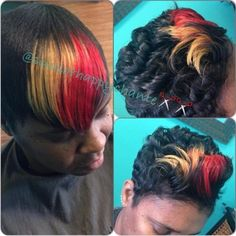 Women Hairstyles For Round Faces .Women Hairstyles For Round Faces Custom Color - blackhairinformat. Dope Hairstyles, Fringe Hairstyles, Hairstyles For Round Faces, Relaxed Hairstyles, Black Hairstyles, Medium Hair Styles, Natural Hair Styles, Short Hair Styles, Colored Hair Extensions