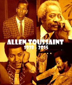 RIP Allen Toussaint