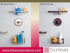 Combination and Extra Deep Shampoo Baskets