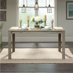 Found it at Wayfair.ca - New Grange Dining Table