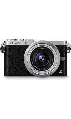 Panasonic LUMIX DMC-GM1KS Mirrorless Digital Camera with 12-32mm Silver Lens Kit Best Price