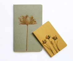 RESERVED Hand painted on Moleskine Notebook big by SimpleArtStudio, €20.00