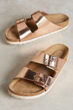Price Firm Copper Birkenstock Sandals Arizona style 0c0807e619f