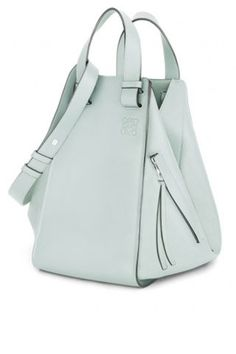30 best totes for every occasion: For the weekend; try a fun light mint Loewe bag.