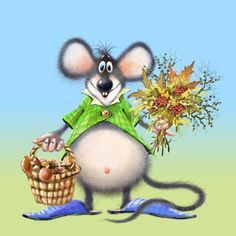 Mouse art