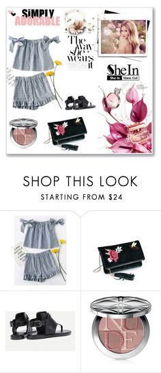 """""""SHEINSIDE PROMOTION"""" by red-rose-girl ❤ liked on Polyvore featuring Whiteley and Christian Dior"""