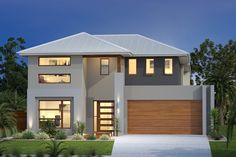 Galleria 352 - Element, Home Designs in South Australia Huge Kitchen, Display Homes, Facade House, Modern House Design, Home Builders, Exterior Design, Outdoor Spaces, Swimming Pools, New Homes