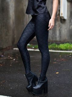 19 tights and leggings styles for women