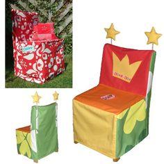 stuhl husse krone name kronen geburtstage und stuhl. Black Bedroom Furniture Sets. Home Design Ideas
