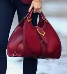 It's all about the bag...
