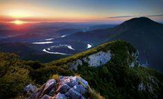 Uvac,Serbia