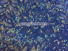 Flower lace patch,Hot Fix sheet with lace,crystal and beading. Fashion garment accessories,handbag accessories