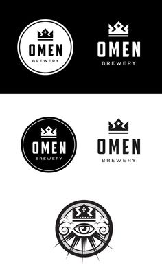 OMEN - Beer Branding by Austin Holloway