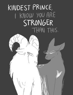 ":D I love your art so much! If you're taking requests, do you think you could do a (sad) white ram and a deer with the words ""Kindest prince, I know you're stronger than this"" Wolf Quotes, Dark Quotes, Vent Art, Dark Drawings, Sad Art, My Demons, Art Inspo, Art Reference, Illustrations"