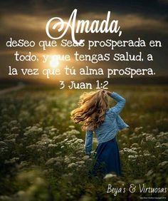 La prosperidad que Dios desea en tú vida.