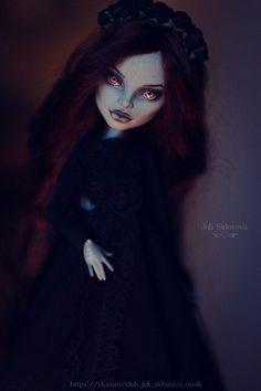 ООАК Juli Sidorovа  ☜♡☞   OOAK Monster High   VK