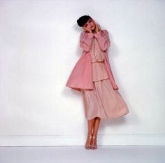 Marcie wears Glyn Manson   Vogue 1977   Photographed by Willie Christie