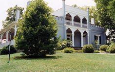 The Athenaeum Rectory Address: 808 Athenaeum St. Columbia, TN 38401