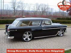 Wagon Wednesday!!!!   - Johnny Law Motors
