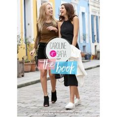 Le book de Caroline et Safia - broché - Caroline et Safia - Achat Livre - Fnac.com