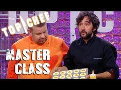 Trampantojo de huevo .... impresionante Top Chef - Diego Guerrero
