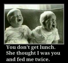 Twins Lunch