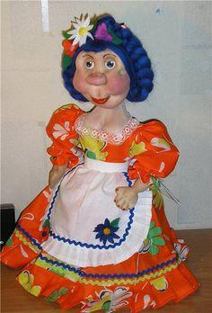 Кукла на самовар - Ярмарка Мастеров - ручная работа, handmade