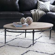 Cast Base Coffee Table | west elm