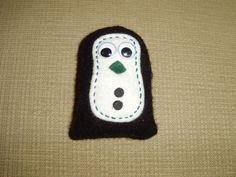 Handmade felt Penguin (072)