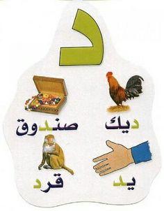 Alphabet Poster, Arabic Alphabet Letters, Arabic Alphabet For Kids, Alphabet Worksheets, Alphabet Activities, Preschool Activities, Muslim Religion, Learn Arabic Online, Arabic Language