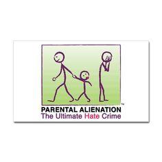 Parental alienation is a hate crime www.myfathermatters.com
