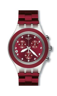 FULL-BLOODED BURGUNDY SWATCH