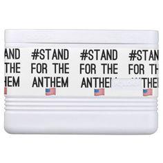 Bestseller stand for the anthem football USA Cooler - home decor design art diy cyo custom