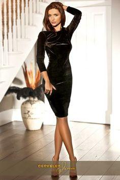 Pantyhose high heels and Black