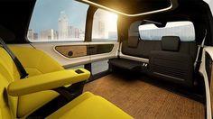Volkswagen inagura Sedric Self-Driving