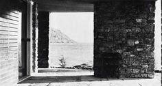 Aris Konstantinidis > Week-end House. Greek, Snow, Architecture, Building, Places, Outdoor, Apartments, Architects, Atelier