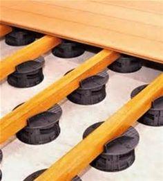 verlegung einer holzterrasse auf unterzugbalken holzterrasse pinterest. Black Bedroom Furniture Sets. Home Design Ideas